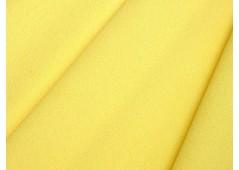 Crêpe lourd jaune