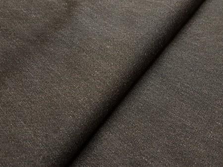 Toile de laine gris anthracite