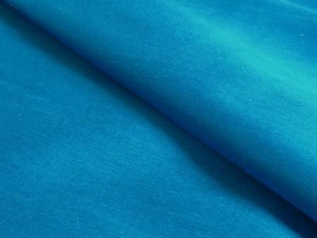 Doupion de soie turquoise