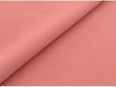 Draperie Haute-Couture rose moyen