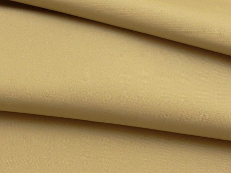 Toile de soie doupionnée beige