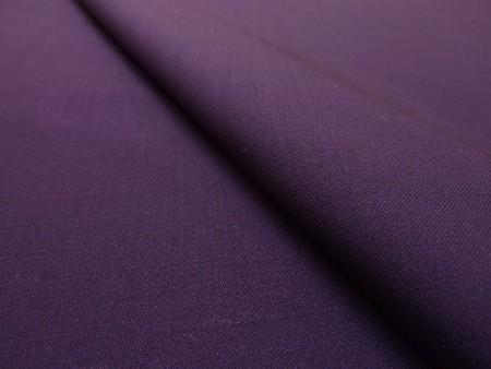 Pure laine Haute-Couture violet