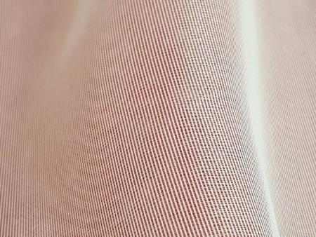 Gaze de soie blanc cassé