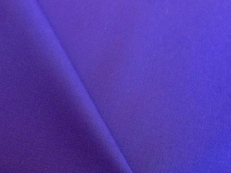 Pure laine Haute-Couture bleue