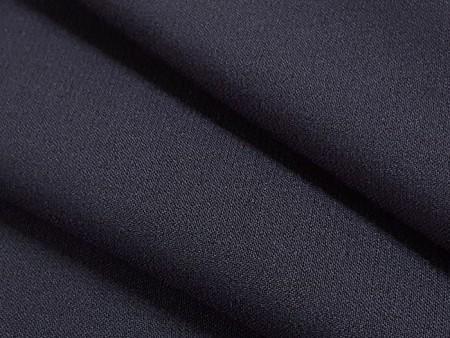 Satin de laine bleu nuit