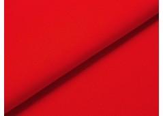Gabardine de coton rouge