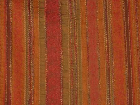 Tissu jacquard fantaisie couleurs d'automne