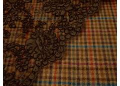 Ecossais en laine vierge