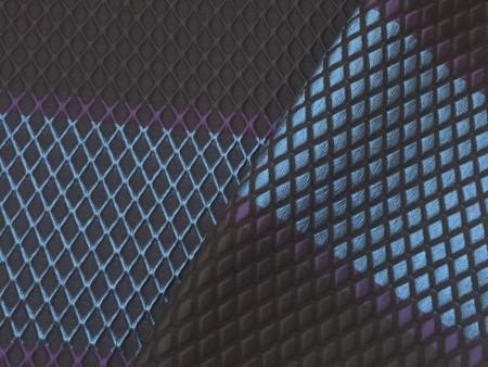 Tissu Haute couture griffé Emanuel UNGARO en lisière
