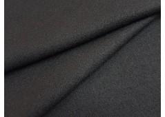 Jersey de laine noir
