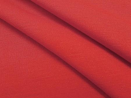 Jersey de laine milano rouge