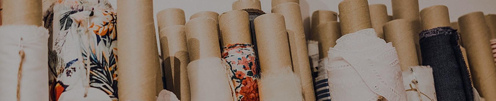 La boutique en ligne des Tissus de confection haut de gamme