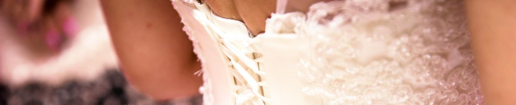 Tissus de confection pour robes de mariage